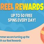 Seven Cherries introduces the Reel Rewards