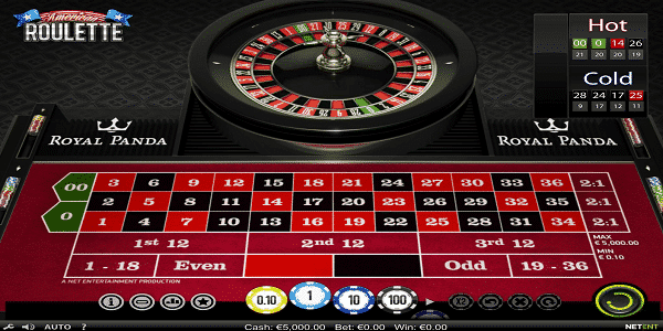 Net Entertainment Roulette