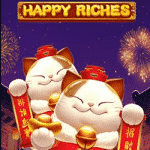 Happy Riches Netent Video Slot
