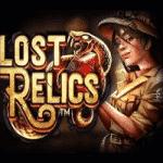 Lost Relics Netent Slot