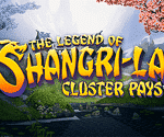 The Legend of Shangri-La: Cluster Pays  Video Slot
