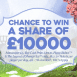 Win a share of £10000 at the Arctic Spins casino