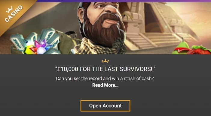 BetRegal Casino Promotion
