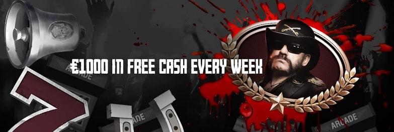 BetRocker Casino Promotion