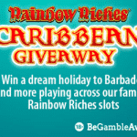 BGO's Rainbow Riches Caribbean Giveaway