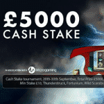 £5000 Cash Stake - Tournament by Casino Dames
