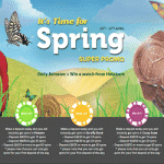 CasinoLuck: Super Promo - It's Time for Spring