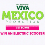 Viva Mexico - new promotion at CasinoLuck
