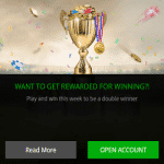 The Win2Win Challenge has started at CasinoLuck