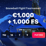 A Snowball Fight Tournament by Casinomia