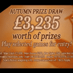 Chomp Casino offers £3,235 worth of prizes