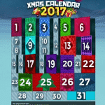 2017 Christmas Calendar by Easy Slots casino