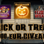 €20,000 Halloween Giveaway by casino Everum