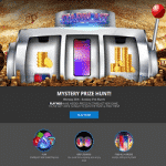 A Mystery Prize Hunt at the Fortune Jackpots casino
