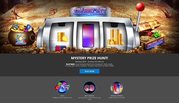 Fortune Jackpots Casino Promotion