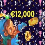 A €12,000 Cash Race runs at Gambola casino