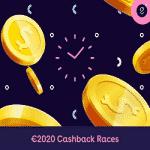€2020 Cashback Races at casino Gambola