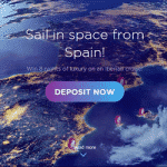 Get to sail in Space with the Genesis Casino
