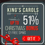 Join King Billy for the King's Carols