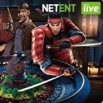 Multiple free spins and cash prizes await at the NetEnt Live Roulette tables
