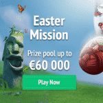 €60,000 Easter Mission at Lucky8 Casino