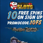 Up to 40 Free Spins await you at MadAboutSlots
