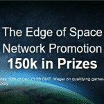 The Edge of Space: 150K from Mango Spins