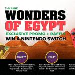 Win a Nintendo Switch console at NextCasino