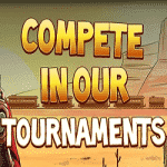 Daily Cash Tournaments by casino PlaySunny