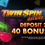 40 Bonus Spins every Thursday at Plush Casino