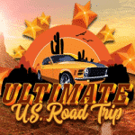 The Ultimate U.S. Road Trip with Power Spins
