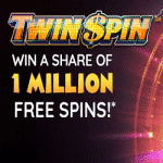 Twin Spin & 1 Million Free Spins from Power Spins