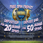 Free Spin Frenzy - Bonus Spins from RedSpins