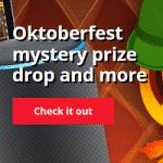 Royal Panda Casino - Oktoberfest Prize Drop