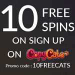 30 Free Spins on Copy Cats from Schmitts Casino