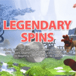 Legendary Spins in Legend of Shangri-La from Seven Cherries