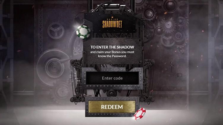 ShadowBet Casino Promotion