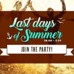 Join the party at ShadowBet in the Last days of Summer promotion