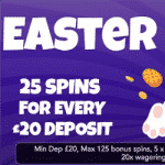 Easter Saturday with Bonus Spins at SlotsZone