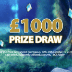 £1000 Prize Draw by Sunset Spins casino