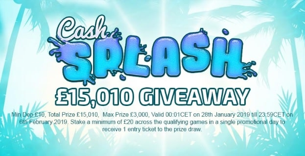 Touch Lucky Casino Promotion