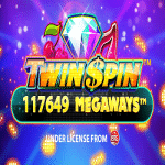 Twin Spin Megaways Netent Video Slot