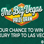 The Big Vegas Prize Draw at Vegas Luck