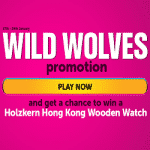 Wild Wolves - new promotion from WildSlots