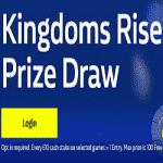 William Hill Casino: Kingdoms Rise Prize Draw