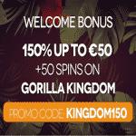 Winner's Magic Casino: 150% Bonus + 50 Spins
